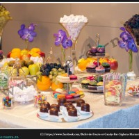 Bufet de Fructe & Candy Bar