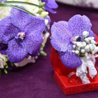 invitatii de nunta, aranjamente florale,decor, sticle si pungi nunta